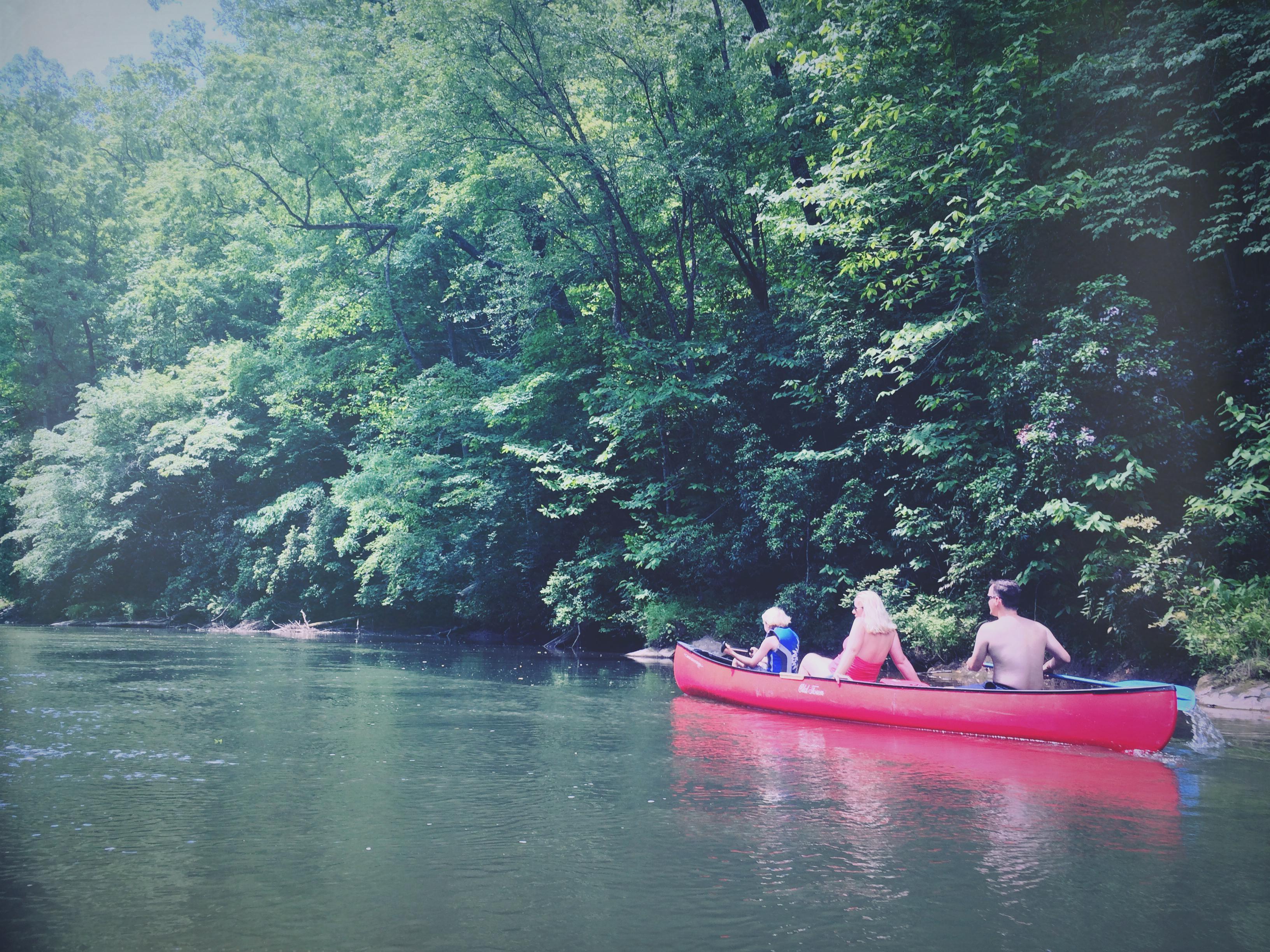 kilgore canoe