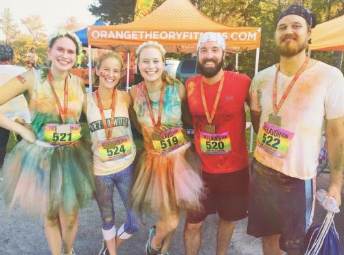 flavor run team