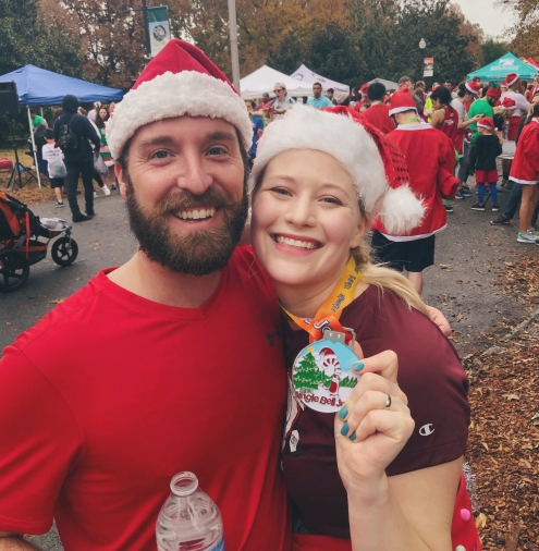 jingle jog 2018